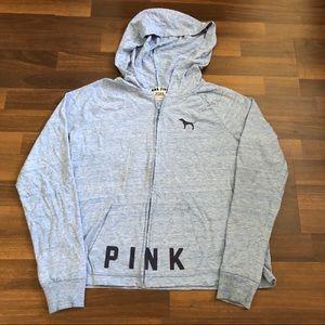 PINK by VS Hoodie Full Zip